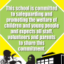 Children safety and welfare poster