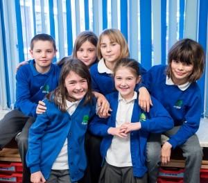 Brookhurst Primary School uniform