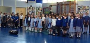Brookhurst Choir - June 2014